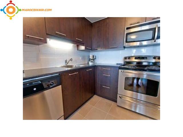 appartement meubl pour location par jour casablanca. Black Bedroom Furniture Sets. Home Design Ideas