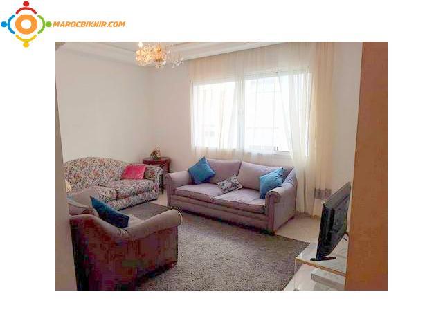 Appartement de prestige pour location courte dur e for Appartement meuble a casablanca courte duree