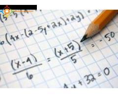 Prof de maths 32 ans d'expériences