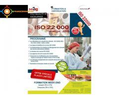 Formation ISO 22 000 version 2018 - Lecture pas à pas de la Norme