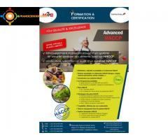 Formation Advanced HACCP