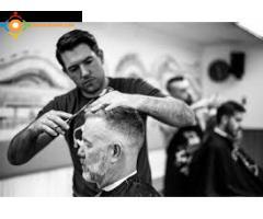 Nouveau salon pour hommes à rabat cherche un coiffeur exp.