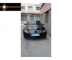 Mercedes C220 à vendre