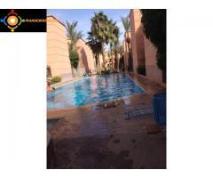 Triplex style Riad magnifique a marrakech