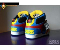 Osiris NYC 83 vintage Series es dc d3