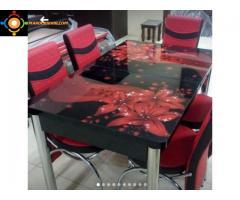Vente table et 6 chaises