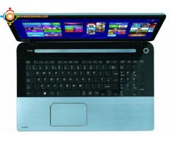 PC portable toshiba gamer tactile satellite