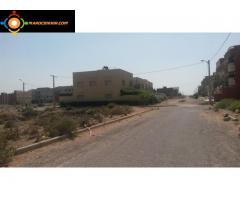 Terrain 200 m² Sidi Bibi titré et viabilisé pour villa