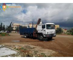 Location camion grue maroc