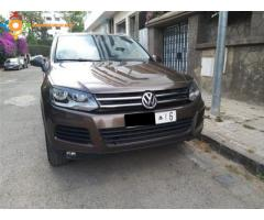 Volkswagen Touareg 2012 en bon état