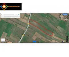 ارض للبيع بمنطقة اولاد سلمان .ساحل اسفي