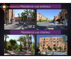 bel appartement a vendre au centre ville de Marrakech