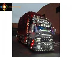 نقل السلع و البضائع