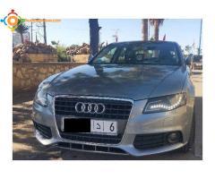 Audi A4 Sline ttes options