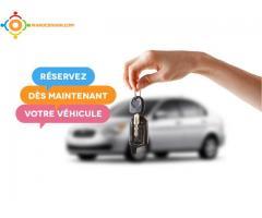 Location de voitures meilleur tarif