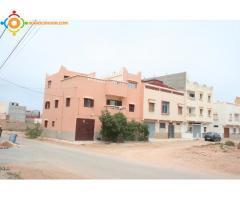 Maison titrée 2 façades 105 m Hay Aftas Mirleft