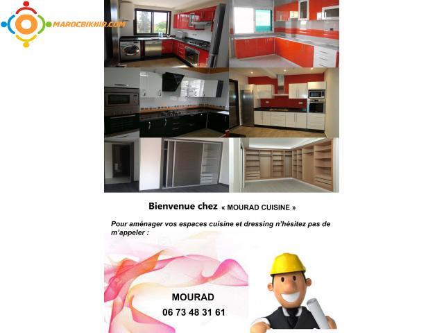 cuisine equipee (prix tres interessant) - bikhir annonce : bon ... - Vendeur De Cuisine Equipee