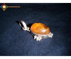 kilada amber en argent 925