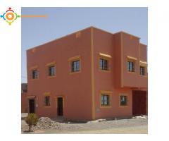 maison100m²R+1 a vendre route safi merrakech