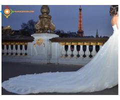 Robe de mariée haut de gamme collection 2016