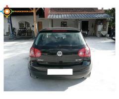 Volkswagen Golf v 1.9 tdi 105 sport 5p occasion