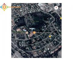 Villa de 4900m2 à la cité OCP, près du club OCP