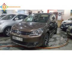 vendre Volkswagen Tourain