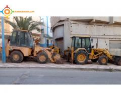 2 tracteur pell trax
