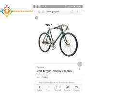 vélo speed 5