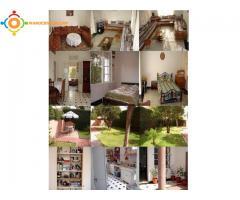 Location vacance villa meublée casablanca Maroc à 1200 dhs / nuit