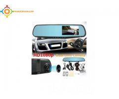 Rétroviseur avec Double Caméra HD