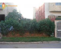 Terrain de 201 m2 pour villa a' ISLANE  ( Casablanca)