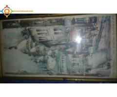 tableau original de maruis girard