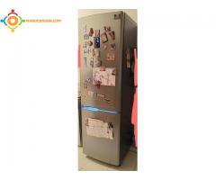 Réfrigérateur SAMSUNG réf RL52TEBPN avant gris
