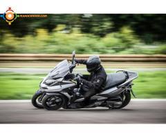 Je vends un scooter 4 roues de marque Italo-Suisse 350cc