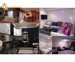 appartement meublé par jour à FES