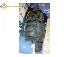Jacket redskins