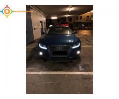 Audi A5 Sportback 2.0 TFSI 180 ch multitronic 2010, 145 000 km
