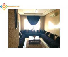 appartement agréable meublé