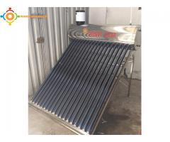 chauffe eaux solaire tubulaire