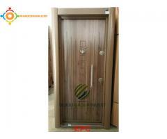 Portes blindées turque de luxe