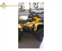 Quad can-am outlander 1000 xt