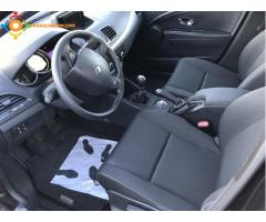 Renault Mégane manuelle