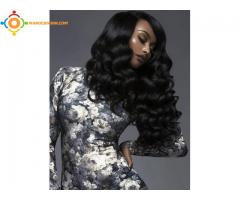 PERRUQUE -LACE FRONT WIG 100/100 HUMAIN