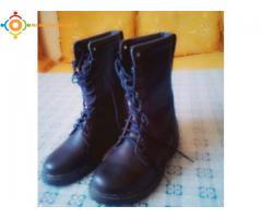 chaussure cuir pour femme a vendre