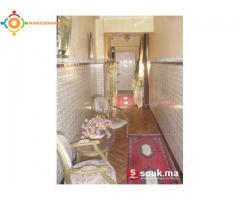 Appartement de 150m2 à vendre au centre ville de Tétouan