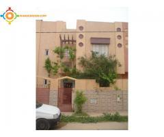 Maison de vacances sur Saidia à louer