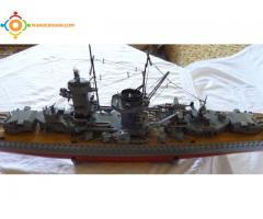 bateau maquette