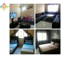 Appartement meublé à mohammedia wifi