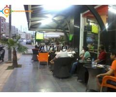 café à vendre Wifak Temara.